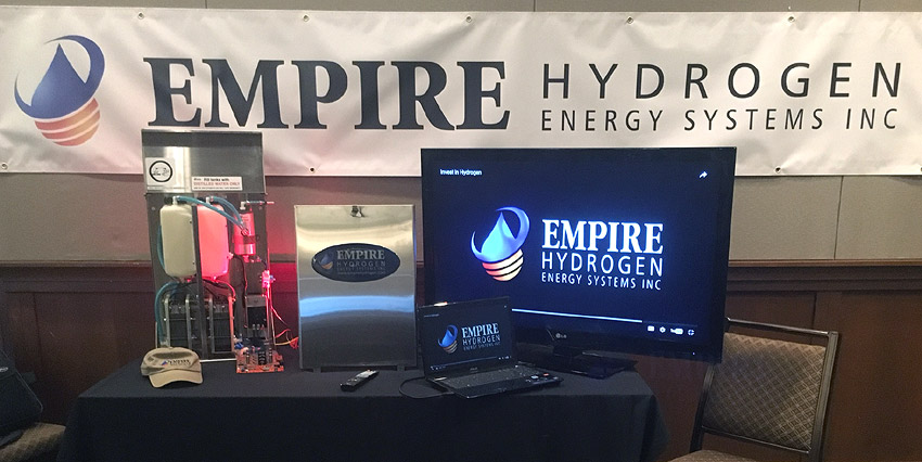 Empire Hydrogen at Edison Innovation World Entrepreneur Forum