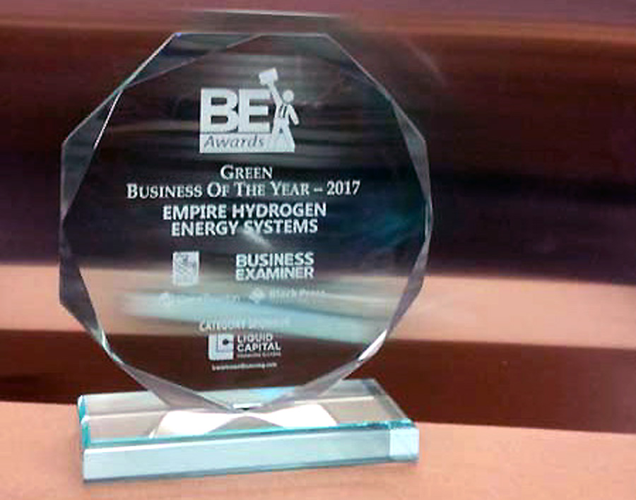 Photo - Green Business of the Year Award